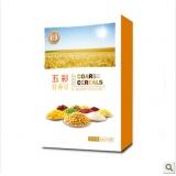 五彩营养豆
