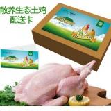 佰味集散养土鸡礼盒(A款)