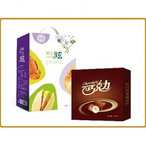 果之炫干果+巧克力礼盒